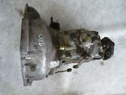 Mercedes Ponton W120 Gearbox Manual Gearbox A1202602301