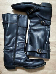 Frye Womens Riding Boots Size 6 Black $69.99