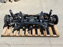2018-2020 Ford Mustang Gt 5.0 Irs 8.8 3.73 Gears Independent Rear End Complete