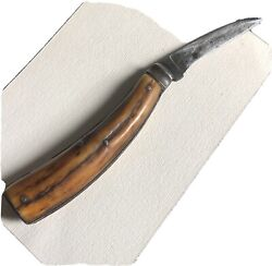 Saynor Cooke And Ridal Antique Knife