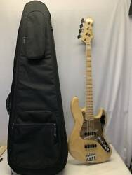 atelier Z M245 / S Electric Bass Guitar With Soft Case