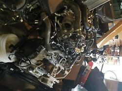 2018-2021 Ford Ecosport Engine And Transmision 1.0l