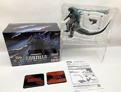 Sh Monsterarts Godzilla 2014 Spitfire Ver. Figure Bandai Tamashii Nations