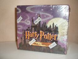 Wizards Of The Coast Harry Potter Ccg 36 Boosters Factory Sealed Box Rare