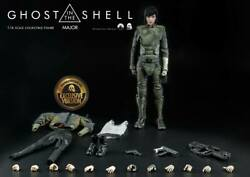 1/6 Scale Action Figure Threezero 3z0057 Ghost In The Shell - Major Exclusive