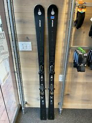 2021 Atomic Cloud 14 Womens Used Demo Skis W/ X 12 Gw Bindings...only 8 Days