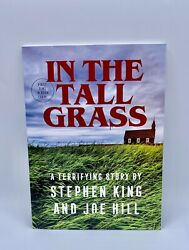 In The Tall Grass Stephen King Joe Hill Limited Indie Bookstore Day Edition