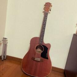 cole Clark Fl2ec-rdbl 6 String Acoustic Guitar Shipped From Japan