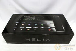 Line 6 Helix Floor Multi-effects Made In 2019 Guitar Effector With Accessories