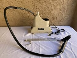 Used J-2 Jiffy Garment Steamer With Plastic Steam Head, 120 Volt, No Canister