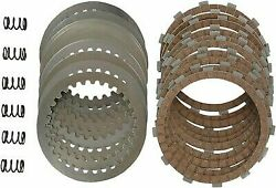 Dp Brakes Dpsk241f Clutch Kit With Steel Friction Plates