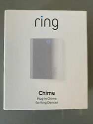 Ring Chime-2nd Generation Plug In Chime For Ring Devices
