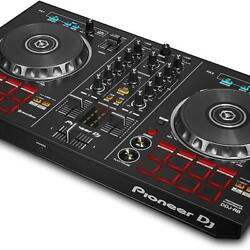 Pioneer Dj Ddj-rb Dj Controller Mixers Equipment With Box Shipped From Japan
