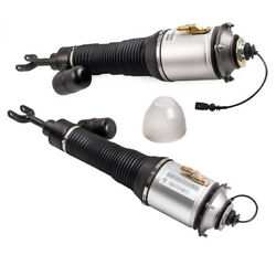 Front Electronic Air Strut Pair For Bentley Continental 3d7616039 3d7616040 2012