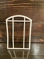 2006 Mattel Replacement Window For Barbie Doll Dream Dollhouse House