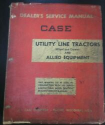 Case Utility 210 310 Bandc Tractors And Forklifts And 310 Crawlers Service Manual