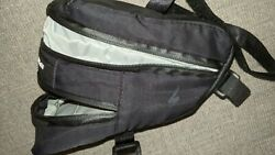 Vintage Specialized Bike Seat Bag Used Attaches To Post Bottom Of Seat