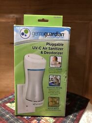 Germ Guardian Pluggable Air Purifier And Sanitizer, Eliminates Germs Mold, Gg1000