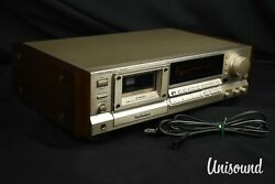 Technics Rs-b900 Stereo Cassette Deck In Very Good Condition