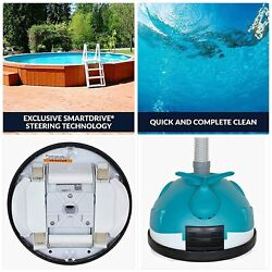 Wanda The Whale Above-ground Pool Vacuum Automatic
