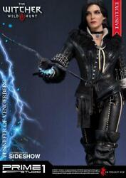 The Witcher 3 Statue Yennefer 21 11/16in Prime 1 Studio Version Exclusive Game