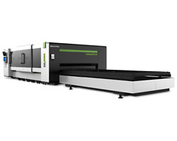 Bescutter Wind Series 6-15kw 5and039x10and039 Ipg Fiber Laser Cutter Fully Enclosured