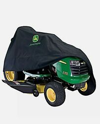 New Bonus John Deere 93917 Riding Mower Cover, Behind Seat Case, And Toy Tractor