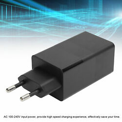 65w 1.5a Pd Type-c Wall Charger Head Quick Charging Adapter For Iphonex/thinkpad