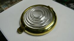 Model T Ford 1915-27 Oil Side Lamp Door Brass With Lens And Pin On Sale