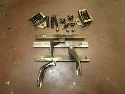 Farmall C Super C Transmission Shifter Forks And Parts Antique Tractor