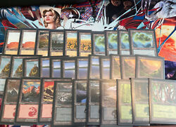 Apac / Euro Land Collection - Light Play Or Better - Free Shipping