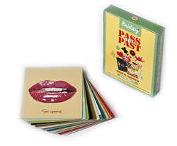 Briday Pass The Past Bridal Shower/bachelorette Party Game