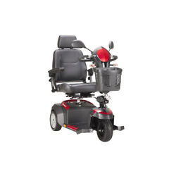 Drive Medical Ventura Power Mobility Scooter - 3 Wheel - 20 Captainand039s Seat