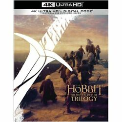 The Hobbit The Motion Picture Trilogy 4k Ultra Hd + Digital Copy
