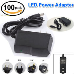 Universal New Ac 100-240v Dc 12v 1a Plug Charger Power Adapter Supply Adapter