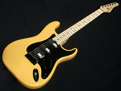 Schecter Progauge Series Ps-s-st-4-w Mimosa Sound Messe Yellow Electric Guitar
