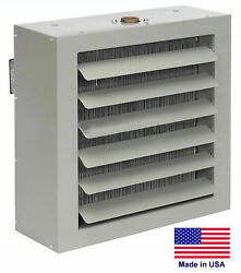 Unit Heater - Steam And Hot Water Commercial - Fan Forced - 121000 Btu - 115 Volt