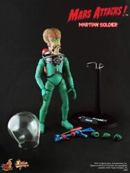 Hot Toys Martian Soldier Sealed In Original Box.