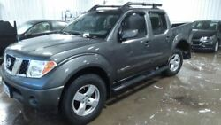 Automatic Transmission 6 Cylinder Crew Cab 4wd Fits 06 Frontier 1033254