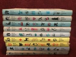 Best In Children´s Books Lot Of 9 Vintage 1960 Doubleday Publisher