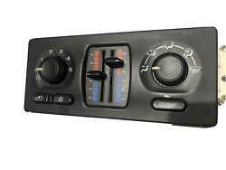 Oem Manual Heater Ac Temperature Climate Control Switch Unit For Buick Chevy Gmc