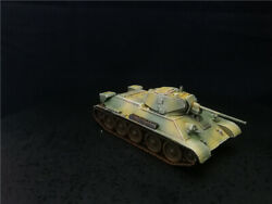 28mm Dps Painted Bolt Action Ww2 Soviet T-34/76 Tank With Camourflage Gh2278