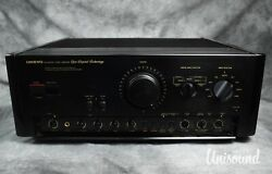 Onkyo A-2001 Stereo Integrated Amplifier In Very Good Condition