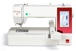 Swiss Elna Expressive 830l Sewing/ Embroidery Machine. Works On 110v And 220v