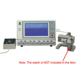 Mtg-4000a Multifunction Timegrapher Mechanical Watch Timing Machine Tester