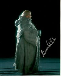 Simon Fisher-becker Hand-signed Harry Potter 8x10 W/ Uacc Rd Coa The Fat Friar