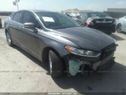 Passenger Right Front Door Without Acoustic Glass Fits 13-19 Fusion 2355025