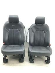 2018-2020 Ford Expedition Platinum Front Seat Set Heated Cooled W/ Massage Oem