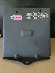 Oem Simplicity Conquest 4014 Mower Backplate Hitch 1722602asm Used Free Shipping