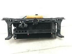 2015 2016 Ford F150 5.0l Radiator Condensor Cooling Fan Core Support Set Oem